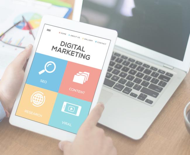 Digital Marketing Agency working on Digital strategy
