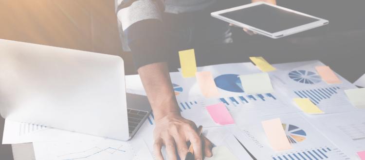 SEO Consultant doing SEO website audit
